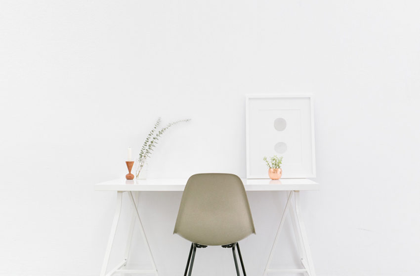 Minimalism At Workplaces: The New Cool