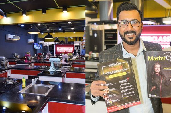 Usama Ahmed from MasterClass Pakistan
