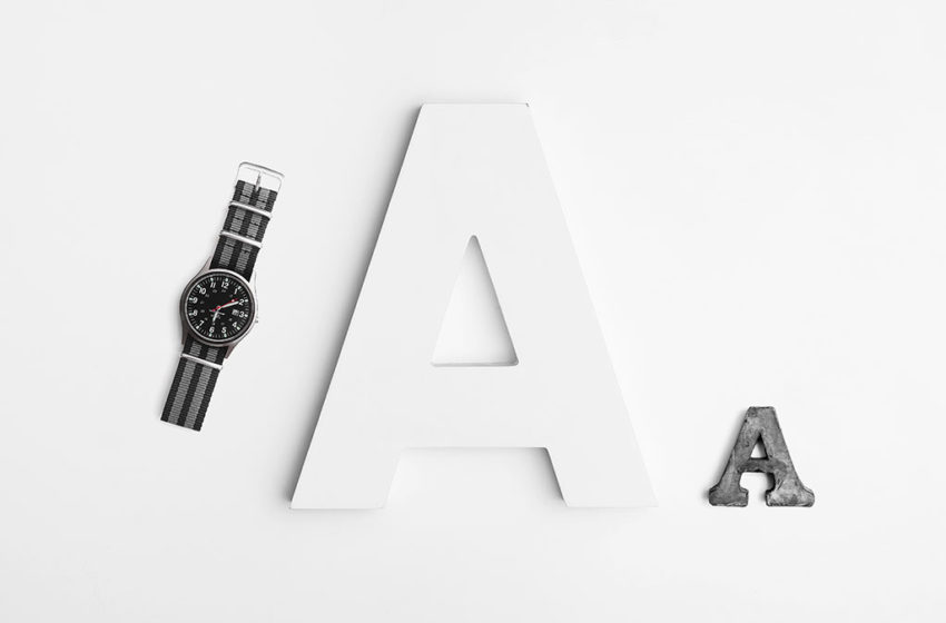 Typography 101: Things To Lookout For