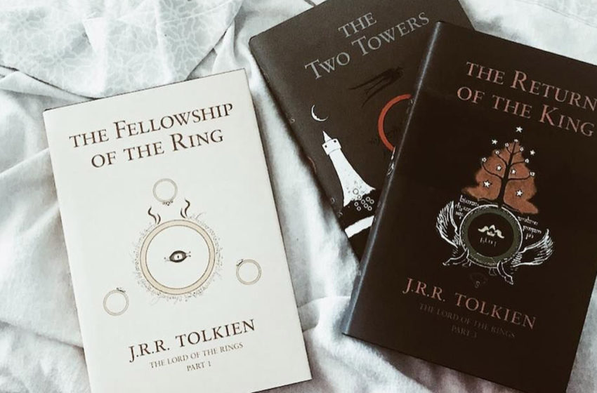 The Lord Of The Rings Is The Only Book You Ever Need To Read