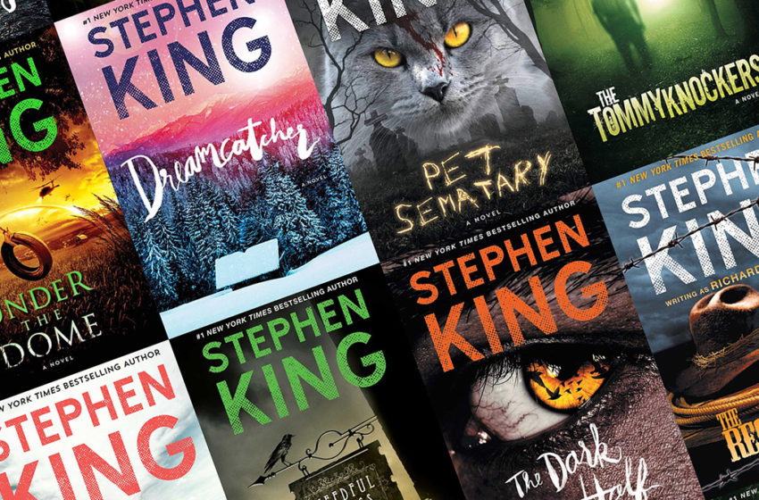 5 Stephen King Books That Steal The Show In The Horror Genre