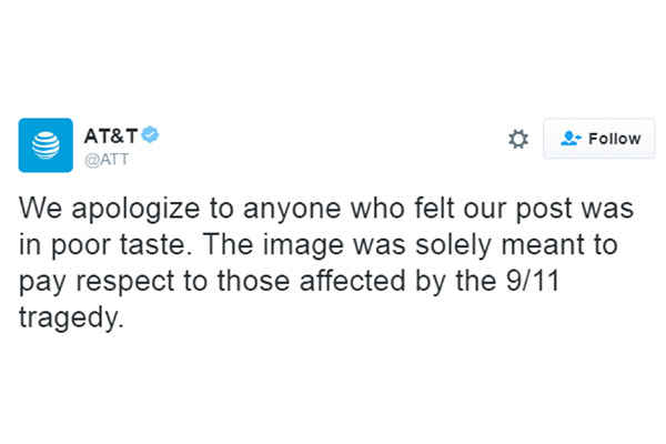 AT&T - Apologize