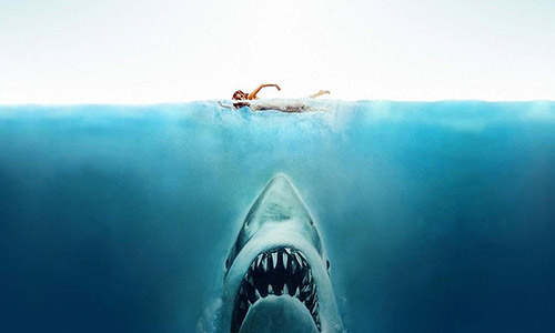 JAWS - Movies Better Than Books