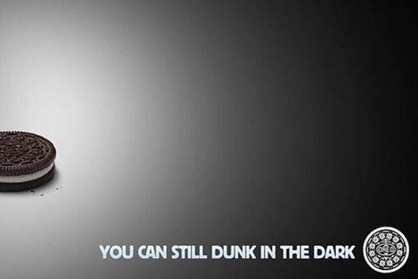 Oreo - dunk in the dark