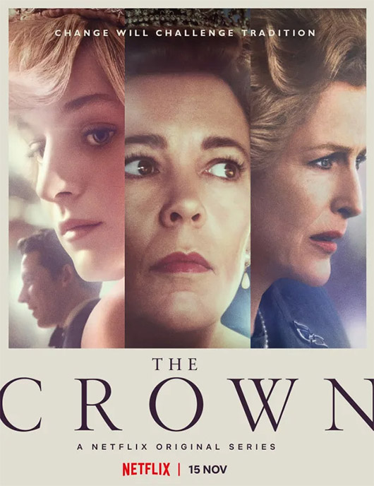 The Crown - Season 4 - TV Shows That Broke Records