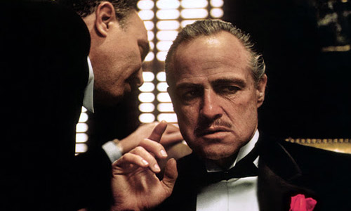 THE GODFATHER - Movies Better Than Books