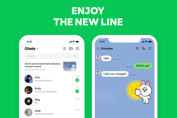 Line - WhatsApp Alternatives