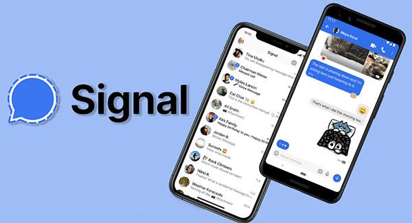 Signal - WhatsApp Alternatives