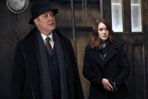 The Blacklist - Burned Out