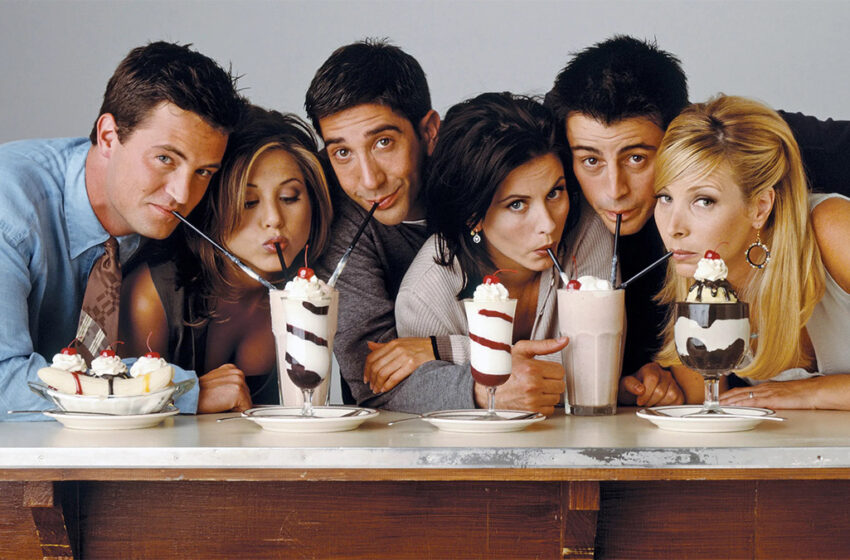5 Episodes You Should Watch Before the Friends Reunion