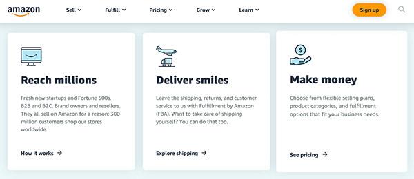 Amazon FBA Pakistan 2021 - Seller Account