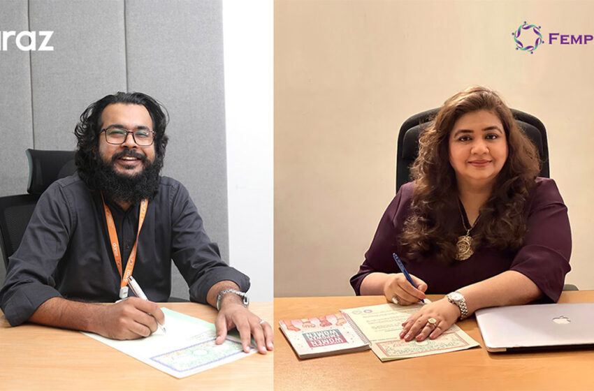 Acceleration of Women Lead Businesses with Daraz & Femprow