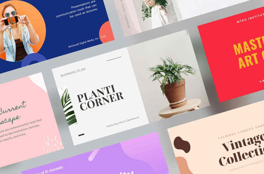 The Best Canva Presentation Templates You Can Use