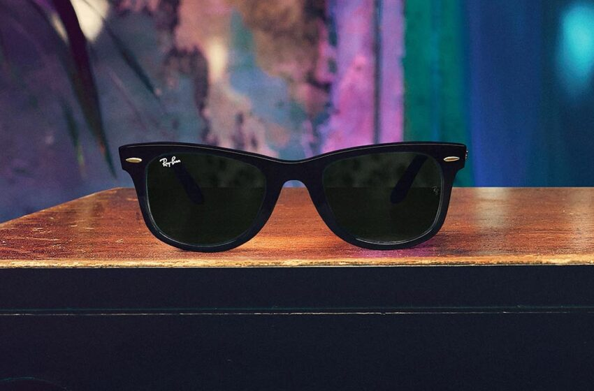 Facebook Launches Ray Ban Smart Glasses