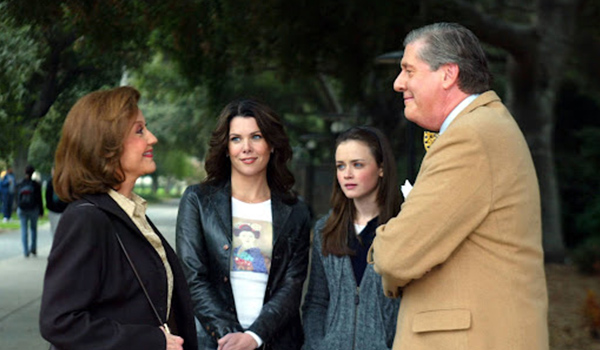 Mothers and daughters and more - Gilmore Girls