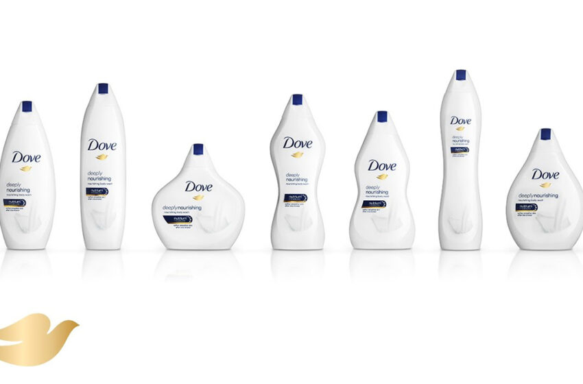 The beauty of human content with Dove